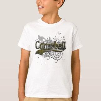 Campbell TartanGrunge T-shirt