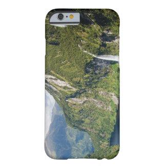 Campbells kungarike, tvivelaktigtt ljud, Fiordland Barely There iPhone 6 Skal