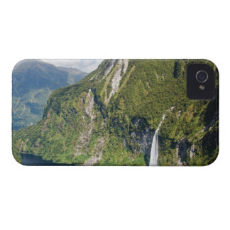 Campbells kungarike, tvivelaktigtt ljud, Fiordland iPhone 4 Skydd