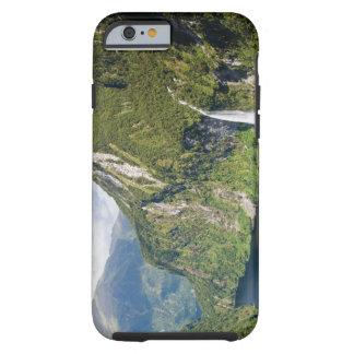 Campbells kungarike, tvivelaktigtt ljud, Fiordland Tough iPhone 6 Fodral