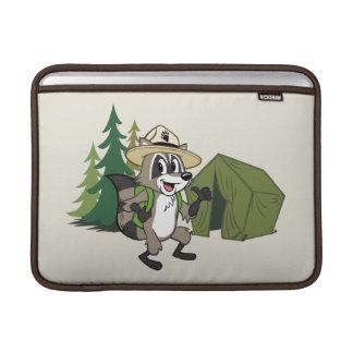 Campout för amerikan för skogsvaktarestack | MacBook air sleeve