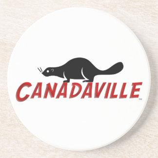 Canadaville bäver underlägg sandsten