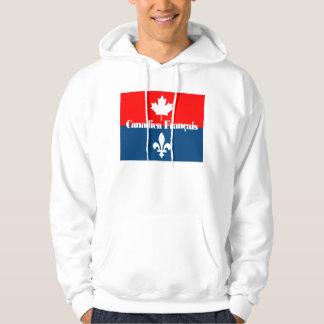 Canadien Francais 2 Hoodie