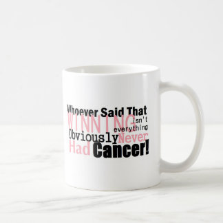 Cancer Kaffemugg