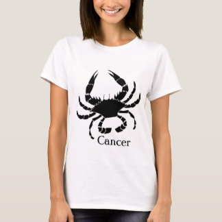 Cancer krabban t-shirt