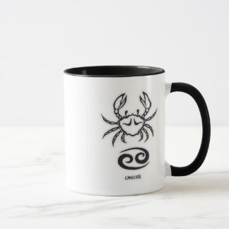 Cancer och kaffe mugg