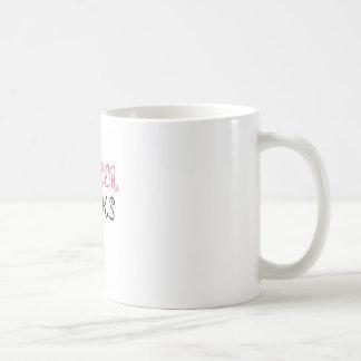 Cancer suger kaffemugg