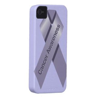 Cancermedvetenhetiphone case Case-Mate iPhone 4 fodraler