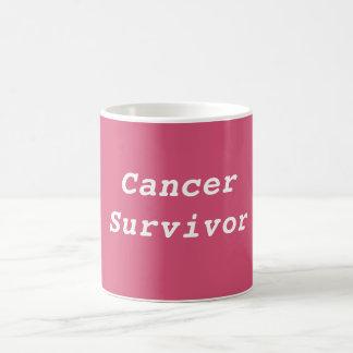 Canceröverlevandemugg Kaffemugg