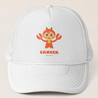 CancerZodiacför barn Truckerkeps