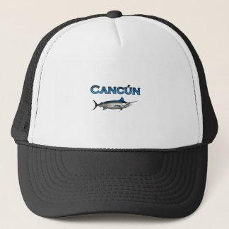 Cancun blåttMarlin Truckerkeps