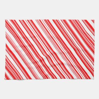 Candy cane Yuletide 4 Yolanda Kökshandduk