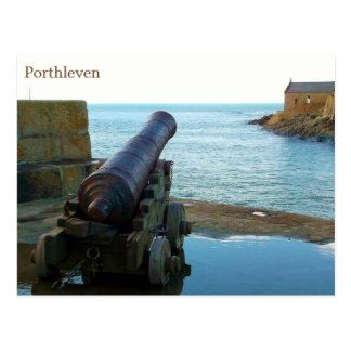 Canon Porthleven Cornwall England Vykort