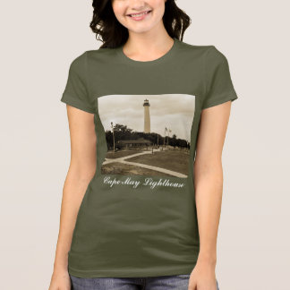 Cape May fyr Tee Shirt