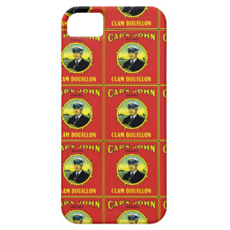 Cap'n John mussla Bouillion iPhone 5 Hud