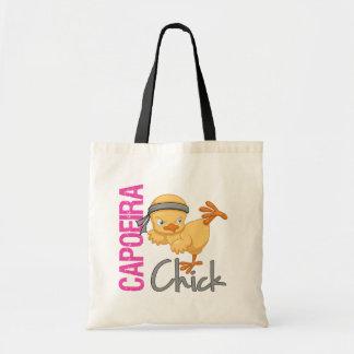 Capoeira chick budget tygkasse