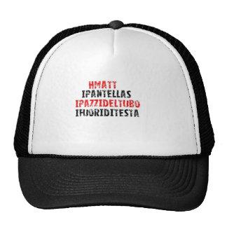 Cappello iPazziDelTubo Hmatt… Keps
