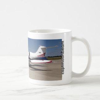 CAPTMOONBEAM Learjet 35A Kaffemugg