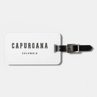 Capurgana Colombia Lapp För Bagaget