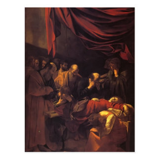 Caravaggio- döden av oskulden vykort