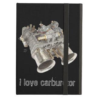 Carburetor iPad Air Skydd
