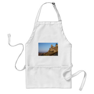 Carcassonne frankrike förkläde
