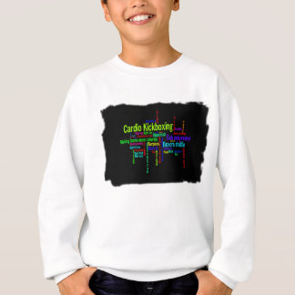 Cardio Kickboxing ordmoln T-shirts