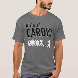 Cardio Zombie T-shirt