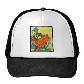 Caribean vintage baseball hat