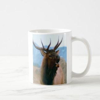 Caribo på en mugg