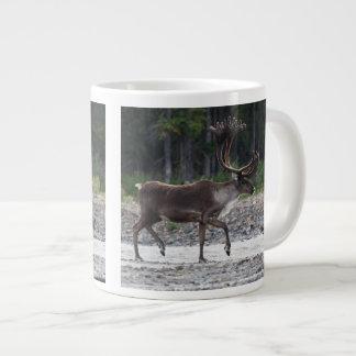 caribou jumbo mugg