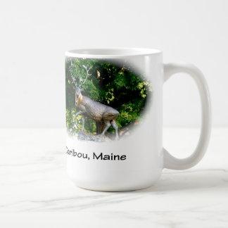 Caribouen Maine - brons caribouen Kaffemugg