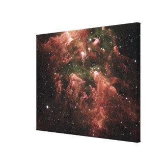Carina Nebula Canvastryck
