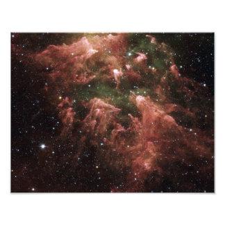Carina Nebula Fotokonst