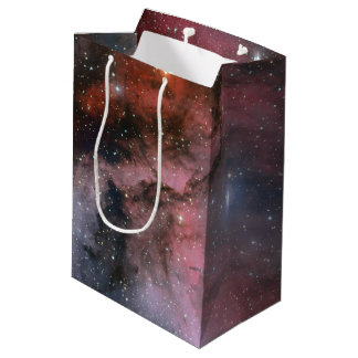 Carina Nebula, Varg-Rayetstjärna WR 22