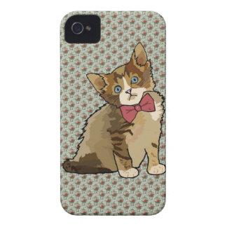 Carl fodral för kattiPhone 4 iPhone 4 Case-Mate Skal