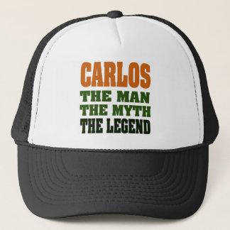 Carlos - manen, mythen, legenden truckerkeps