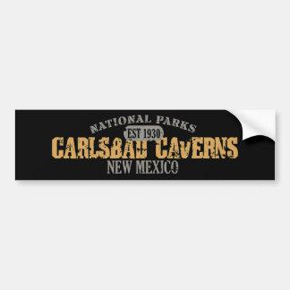 Carlsbad Cavernsnationalpark Bildekal