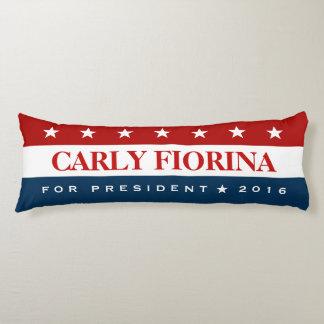 Carly Fiorina för det presidentvalet 2016 Kroppskudde