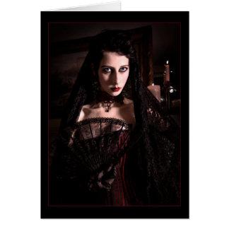 Carmen - kort (skräddarsy),