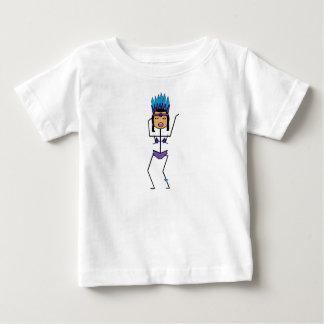 carnaval dansare för mardigras t shirts