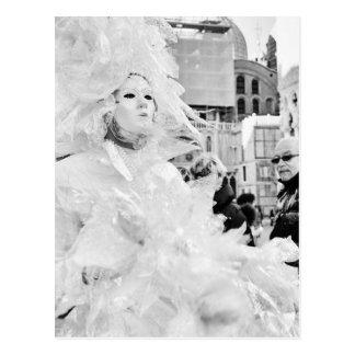 Carnevale 2 vykort