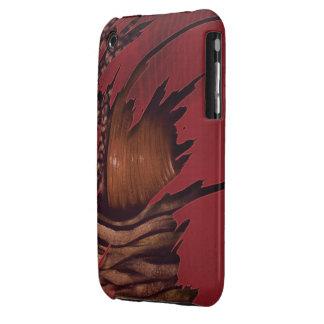 Carnivore - skyddande fodral för iPhone 3 iPhone 3 Case