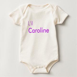 Caroline Body För Baby