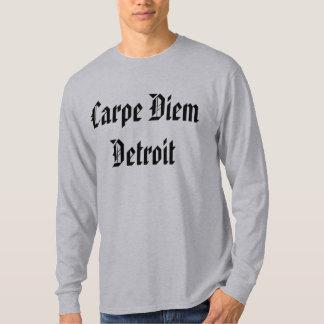 Carpe Diem Detroit Longsleeve manar T-shirt