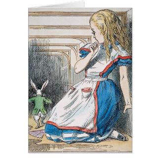 Carroll: Alice 1865 OBS Kort