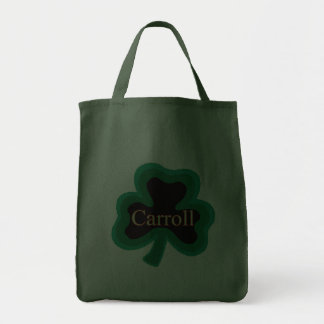 Carroll familj tote bags