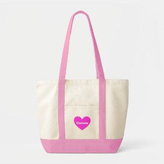 Carson Tote Bags