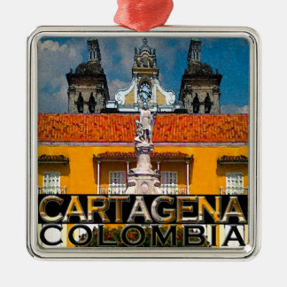 Cartagena Julgransprydnad Metall