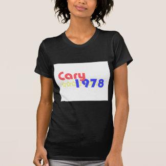 Cary 1978 tee shirt